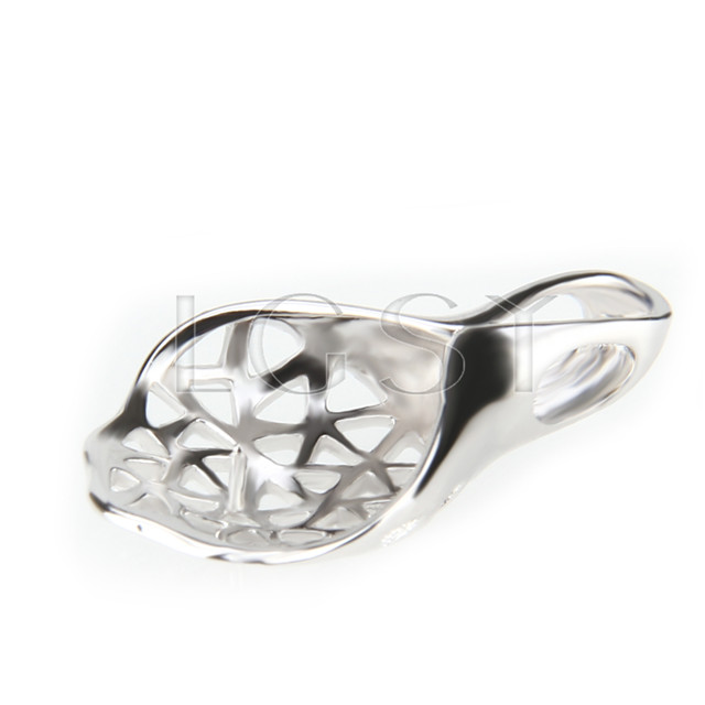 Latest 925 Sterling Silver conch Shape Pendant mounting