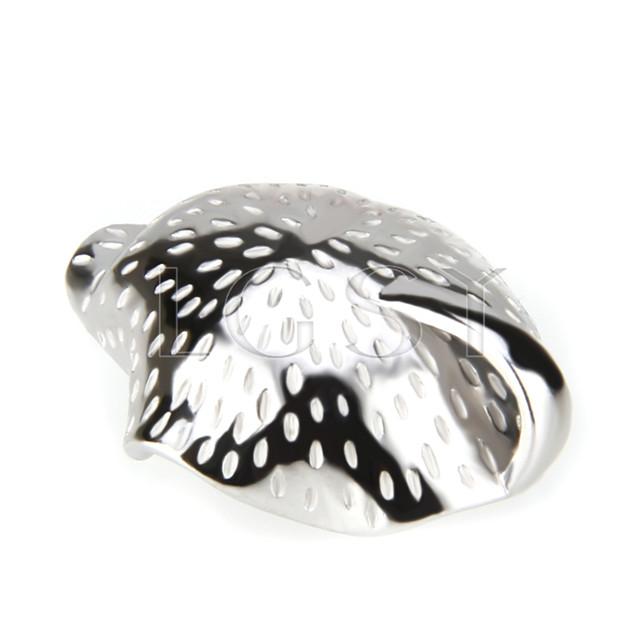 Elegant 925 Sterling Silver Seashell Shape Pendant mounting