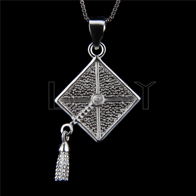 Fashion design 925 trencher cap Pendant fitting