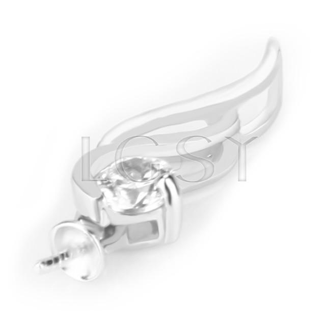 Fashion design 925 Sterling Light S Pendant fitting