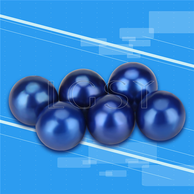 Newest 6-7mm Blue saltwater round Akoya twin pearls oyster 50pcs